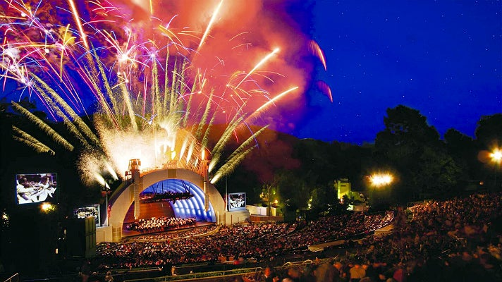 Hollywood Bowl Concerts >> The Hollywood Bowl The Story Of An L A Icon Ahima 17