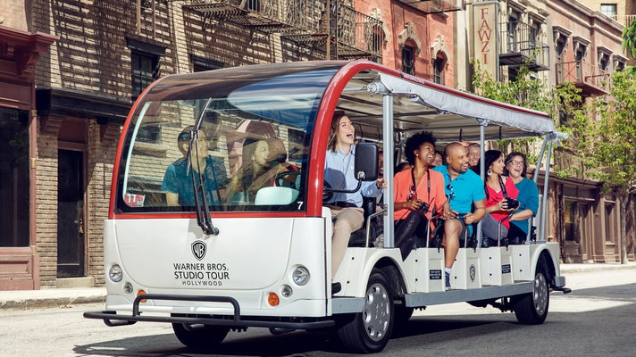 Discover Iconic Filming Locations at Warner Bros  Studio Tour