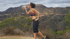 Hollywood Hills Hike with Bikes and Hikes