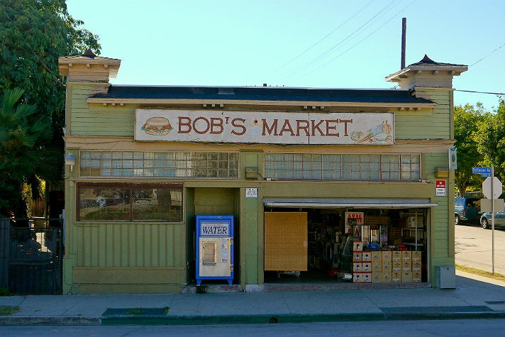 "Bob's Market from ""The Fast and the Furious"""