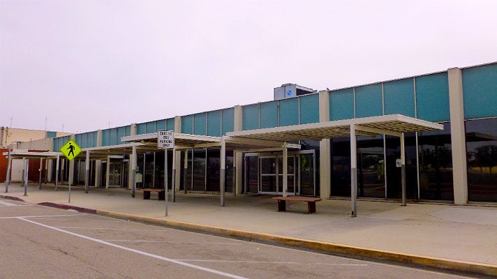 Terminal 1 at Ontario International Airport