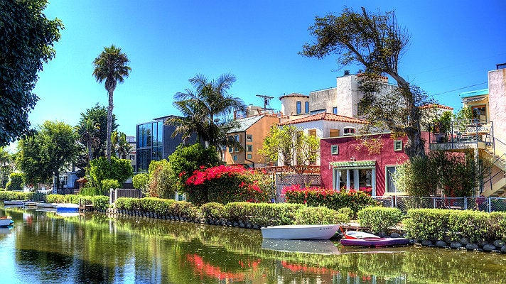 Venice Canal Historic District